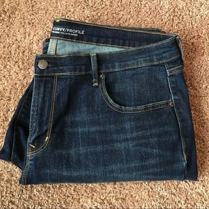 Curvy Size 16 Short - Old Navy jeans